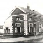 Tolhuis van familie Willems. Afgebroken in 1960. Foto 109