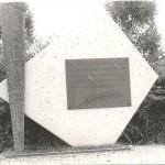 Monument voor de gevallen 836 soldaten in Molenhoek. Foto 027