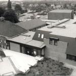 Gemeentehuis verbouwd in ongeveer 1965. Foto 105
