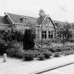 Het Honk, de vroegere meisjesschool, de Mariaschool.