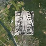 Inlay Airstrip B91 in Google Earth