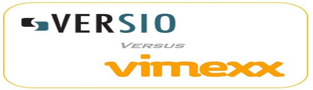 vimexx-versus-versio