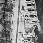 Luchtfoto van Airstrip B91 6 april 1945 NIMH