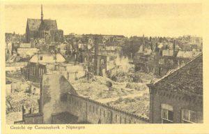 Gezicht op Canisiuskerk – Nijmegen