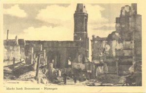 Markt hoek Broerstraat – Nijmegen