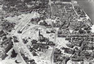 – Nijmegen na het bombardement van 22 februari 1944