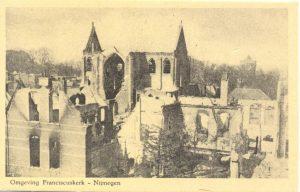 Omgeving Franciscuskerk – Nijmegen