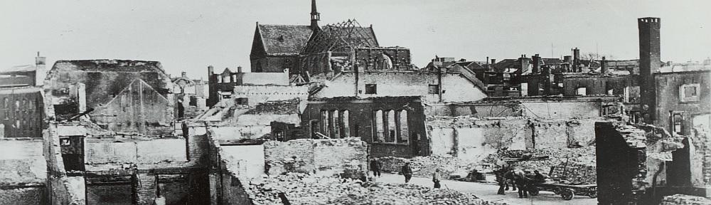 Plein 1944 verwoest 1000 x 288 pcx