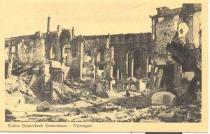 Ruine Broerskerk Broerstraat – Nijmegen