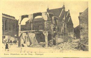 Ruine Warenhuis van der Borg – Nijmegen