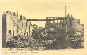 Ruine 't Silveren Seepaerd – Nijmegen