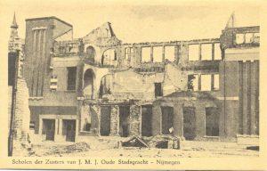 Scholen der Zusters van J.M.J. Oude Stadsgracht – Nijmegen