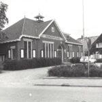Foto 16-1 Gemeentehuis tot 1979 (JB; Foto uit 1960)