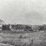 Foto 19-2 Spoorbrug bij Mook oorlog 1940
