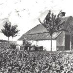 Foto 31-1 Gerrit Geurts Ericastraat 1965 ex (JB; Afgebroken in 1965 voor woningbouw. Foto uit 1944)