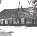 Foto 36-2 Gebroeders Reintjes Rijksweg 1982 ex (JB; Begin jaren 70 verdwenen t.b.v. Maldense winkelcentrum)