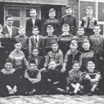 Foto 43-1 St. Jozefschool Klas 5 & 6 Meester Dado omstreeks 1956