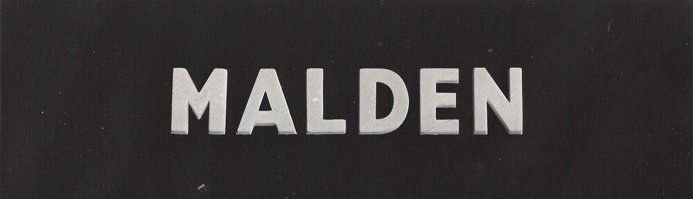 Malden header